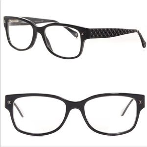 Chanel CC Quilted eyeglass frames 3135